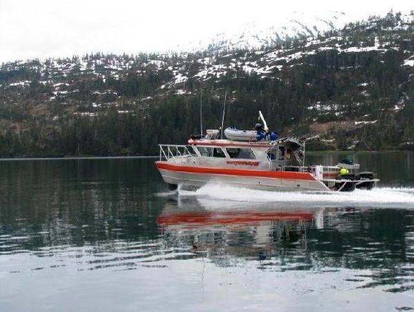 35′ Catamaran 2007 – US$ 335,000